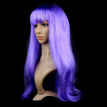 High quality 15 color Long Straight Wigs, Anime, Cosplay, Comic Con