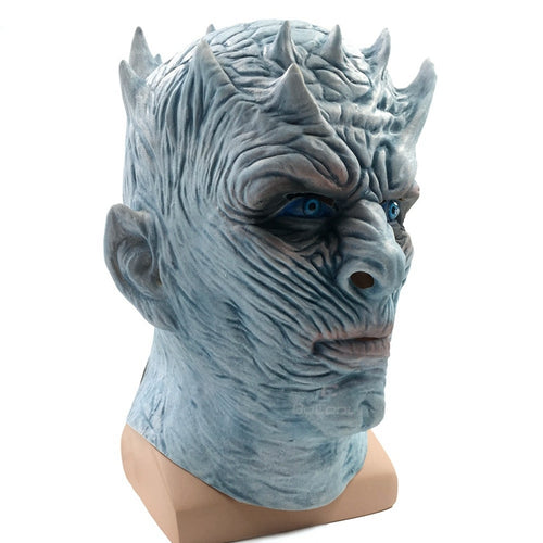 Game Of Thrones Night King Latex Full Overhead Mask