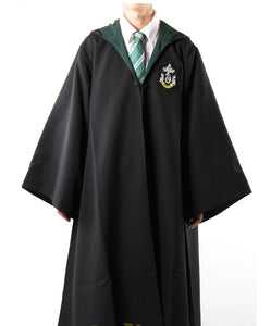 Harry Potter Cloak Set with Tie, Scarf, Wand, Glasses Costume Cosplay