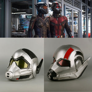 Ant Man & The Wasp Full Overhead PVC Cosplay Helmet