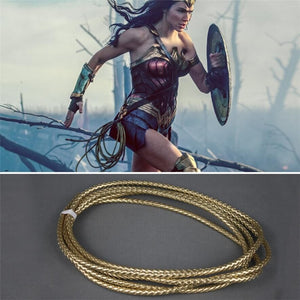 Wonder Woman Truth Lasso