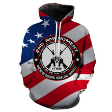 2nd Amendment Hoodies