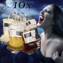 Vampires IV Drink Pouch Bags (10 Pieces)