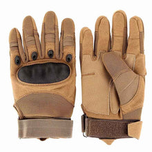 High Grade Touch Screen  Tactical Gloves Anti-Skid Rubber Full Finger