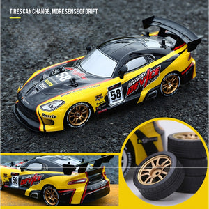 Advance Version RC Dodge Viper GTR 4WD Drift 2.4G
