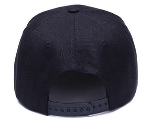 Skull Chief Cross Hip Hop Snapback