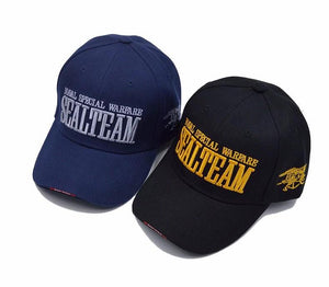 Seal Team Naval Special Warfare Cap 3D Embroidery