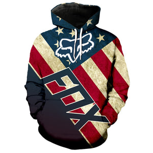 Fox Off-Road USA Hoodies