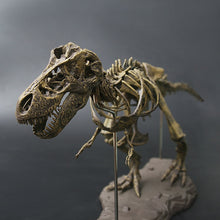 2.3 Ft Long 4D T-Rex Fossil Dinosaur Soft PVC Model
