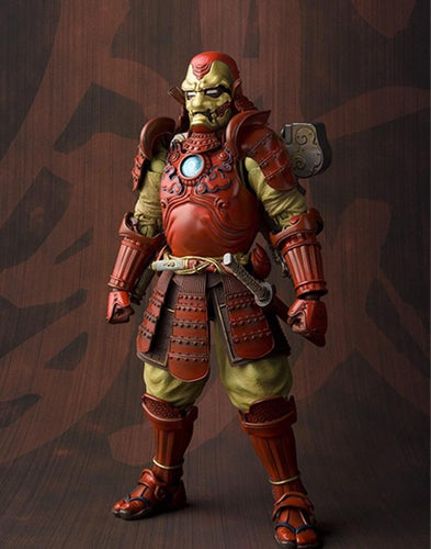 Manga Realization Samurai Iron Man MK 3 Action Figure