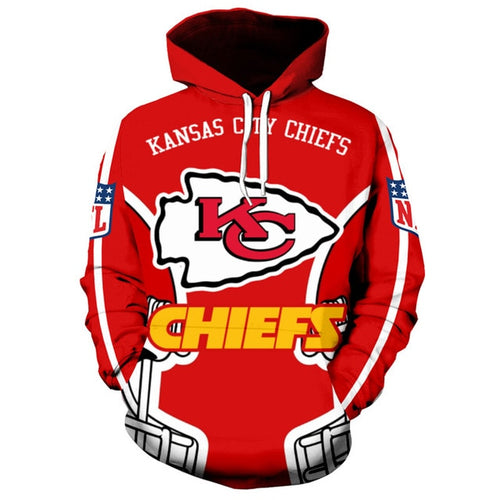Kansas City Chiefs Hoodies
