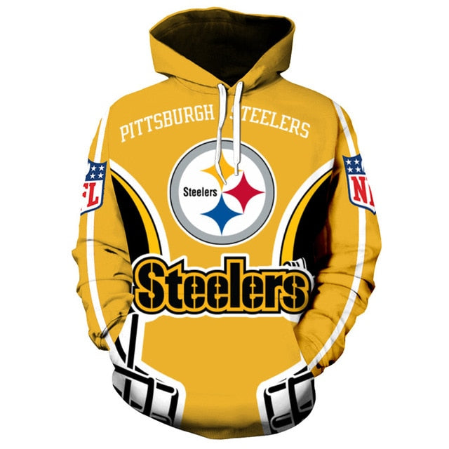 finest selection 518d7 588a8 Pittsburgh Steelers Hoodies