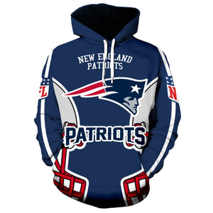 New England Patriots Hoodies
