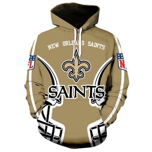 New Orleans Saints Hoodies