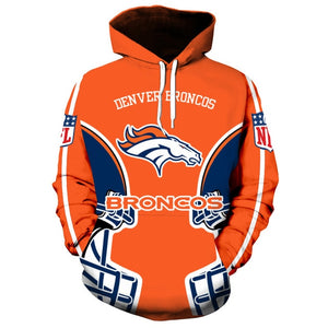 Denver Broncos Hoodies