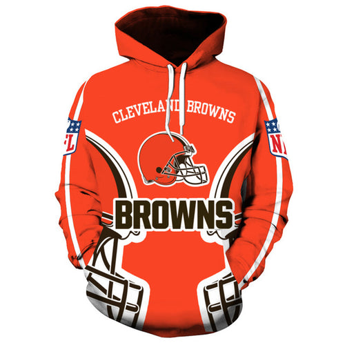 Cleveland Browns Hoodies