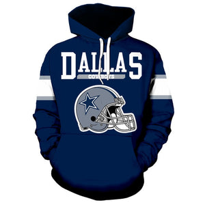Dallas Cowboys H Hoodies
