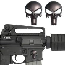*HOT New Arrival* Practical Tactical Punisher Metal 3D Badge