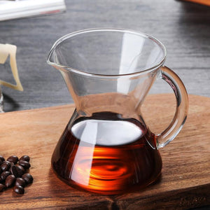 Modern Single Serving Coffee Punching Pot Mug