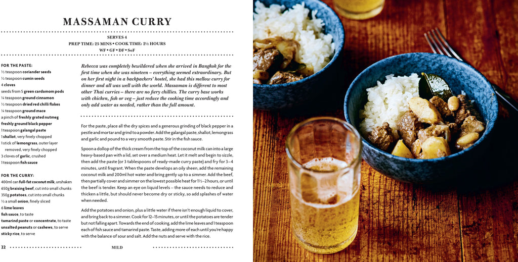 Leon Happy Curries Book