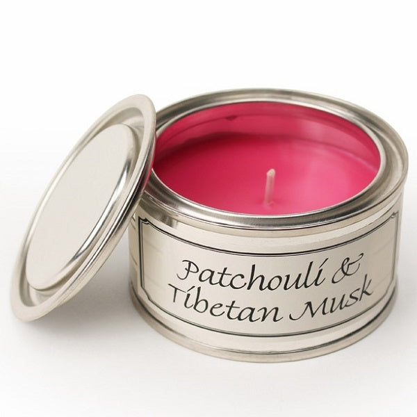 Patchouli Paint Pot