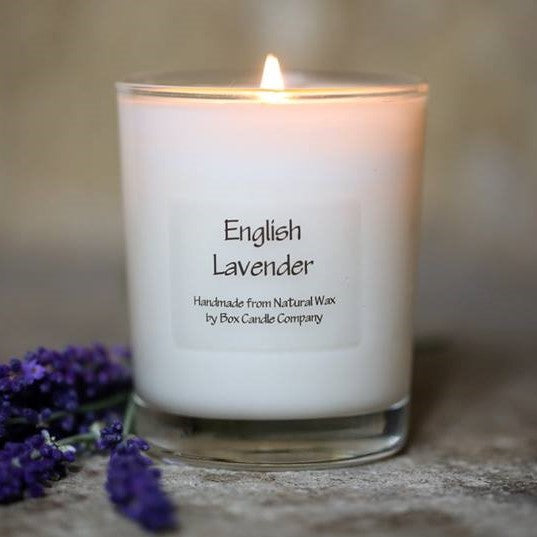 English Lavender Votive Candle