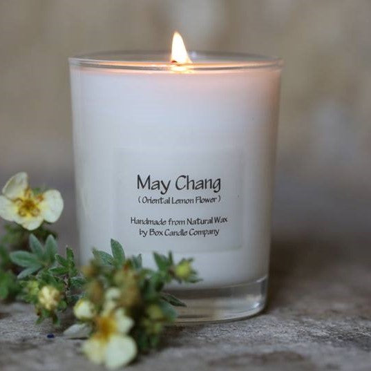May Chang Tumbler Candle