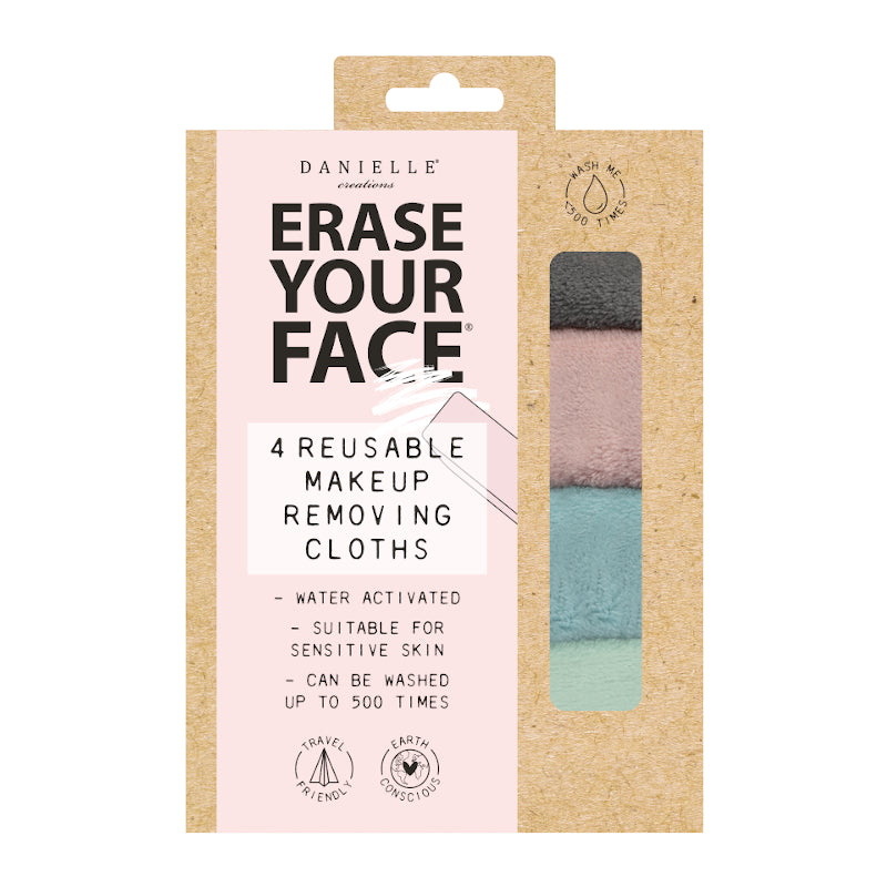 Erase Your Face Eco Cloths
