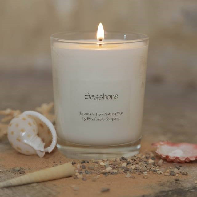 Seashore Votive Candle
