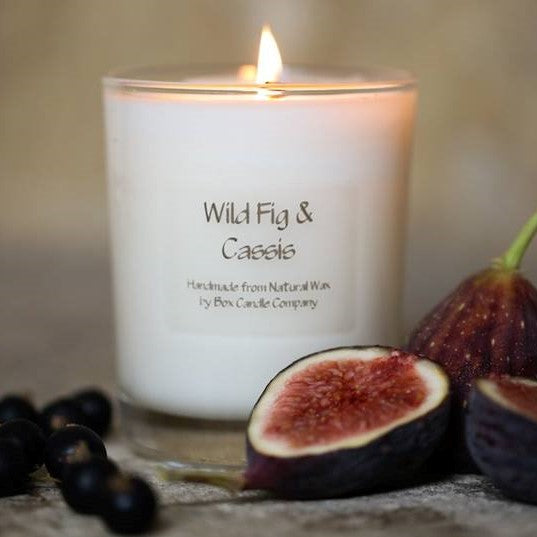 Wild Fig & Chassis Votive Candle
