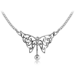 Surgical Butterfly waist chain