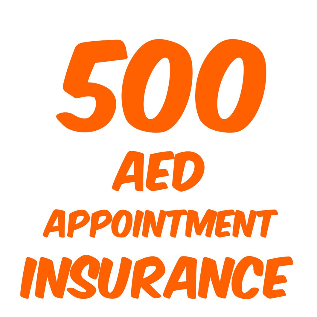 Insurance 500 AED