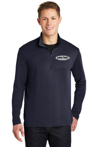 BP Tap House Men's 1/4 Zip