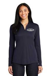 BP Tap House Ladies 1/4 Zip
