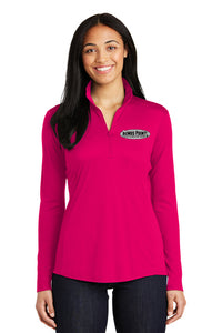 BP Tap House Women's 1/4 Zip