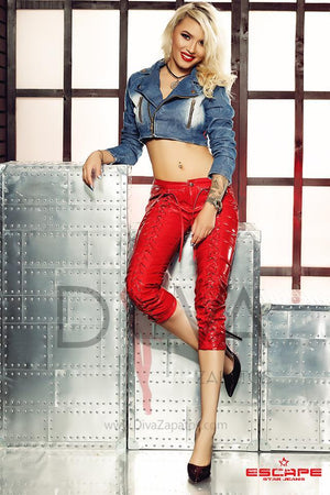 Pantalon Escape Briana Rojo