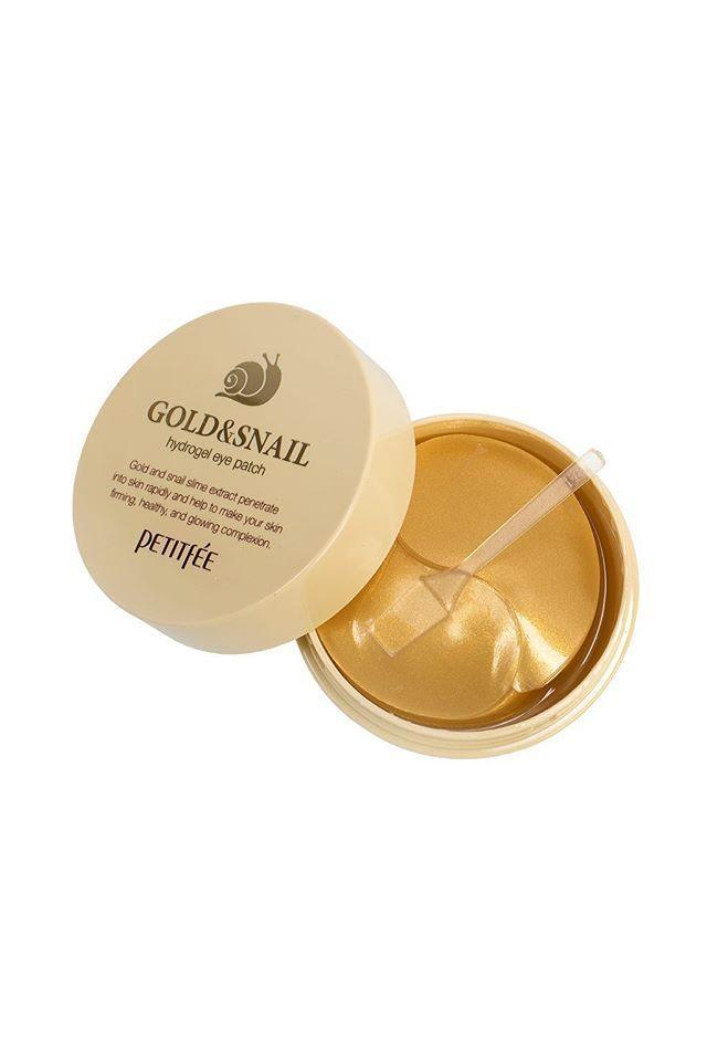 Gold & Snail Hydrogel Eye Patch (60EA) Petitfee mask
