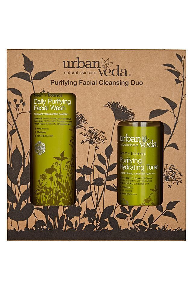 Purificante Limpieza Facial Duo Urban Veda duo
