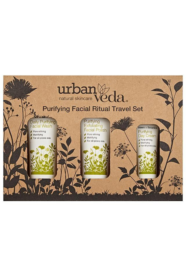 Purificante Ritual Facial Set de Viaje Urban Veda sets