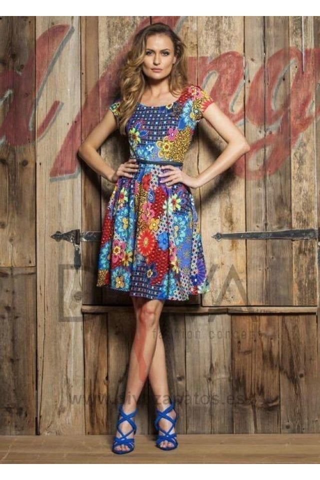Vestido Pretty Girl 3293
