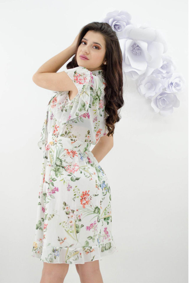 Vestido Pretty Girl R3407