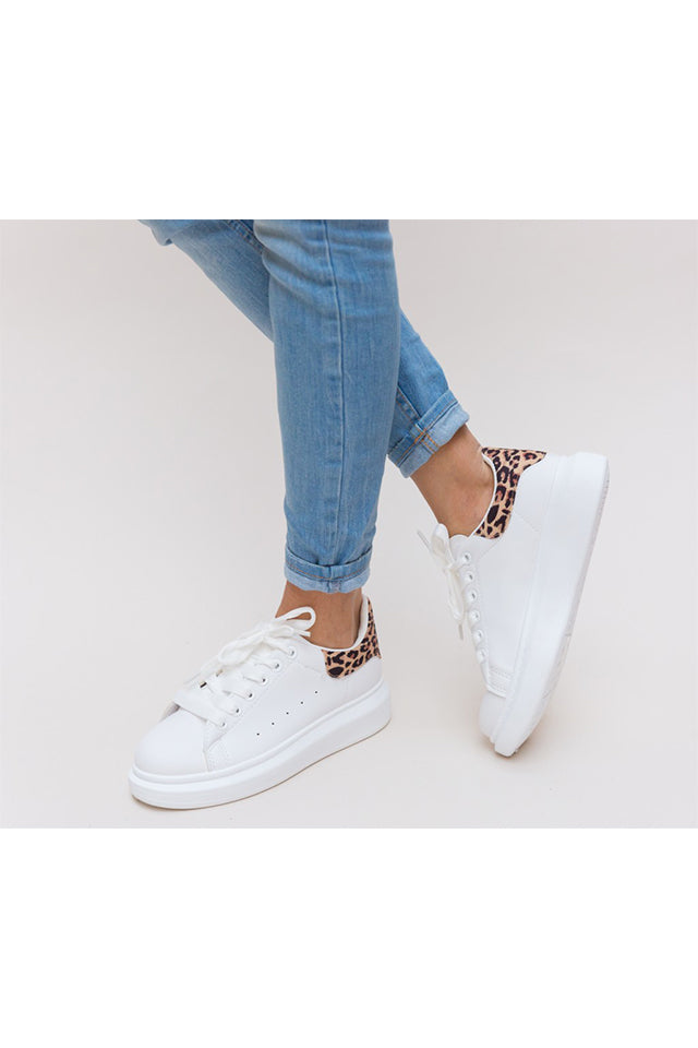 Zapatillas Urban Queen Leopard