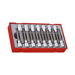 Teng Tools TTRS15 - 15 Piece 1/2 inch Drive Ribe and Spline Socket Set - Teng Tools USA