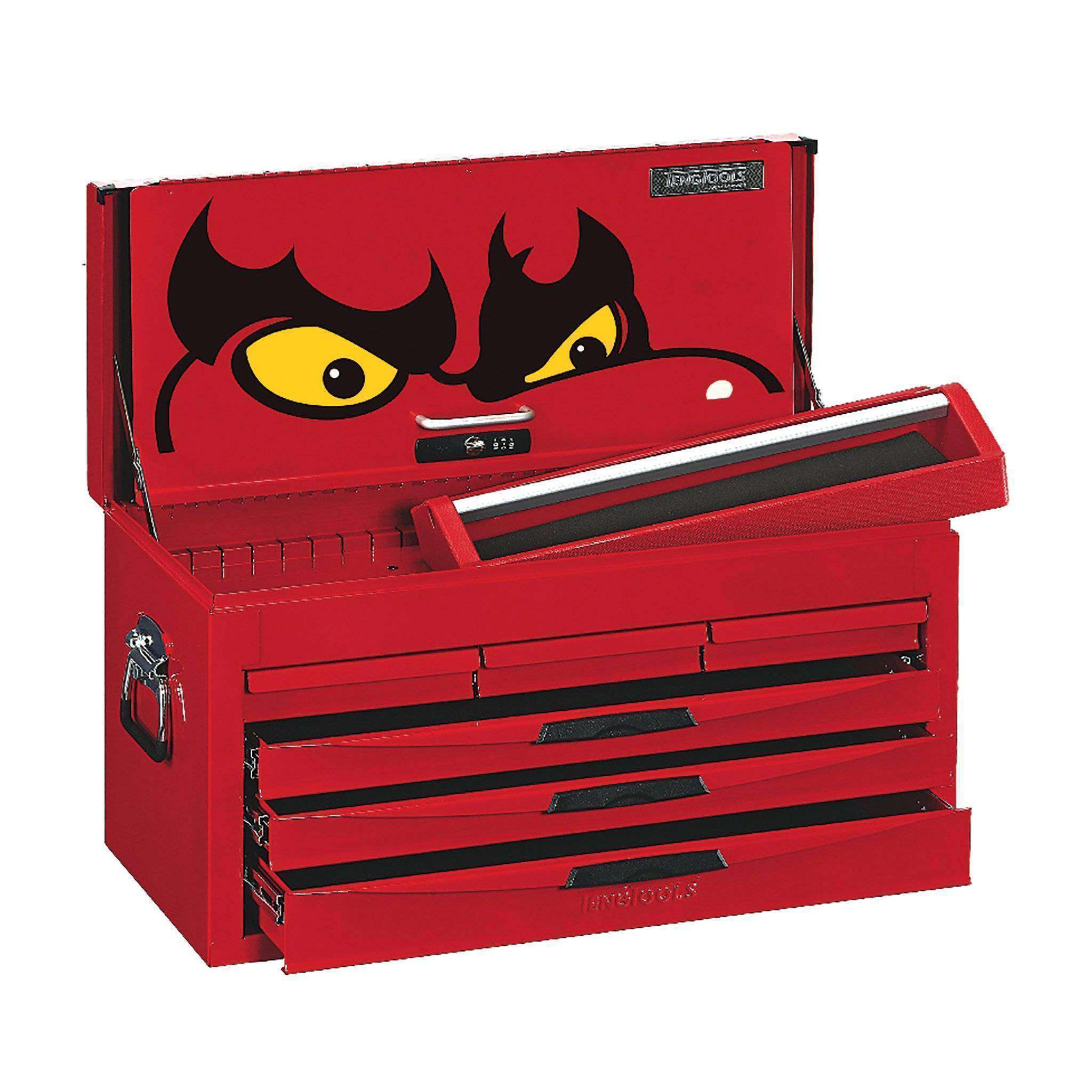 Teng Tools TC806NF - 6 Drawer 8 Series Top Box - Teng Tools USA