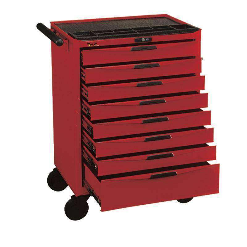 Teng Tools TCW808N - 8 Drawer 8 Series Roller Cabinet - Teng Tools USA