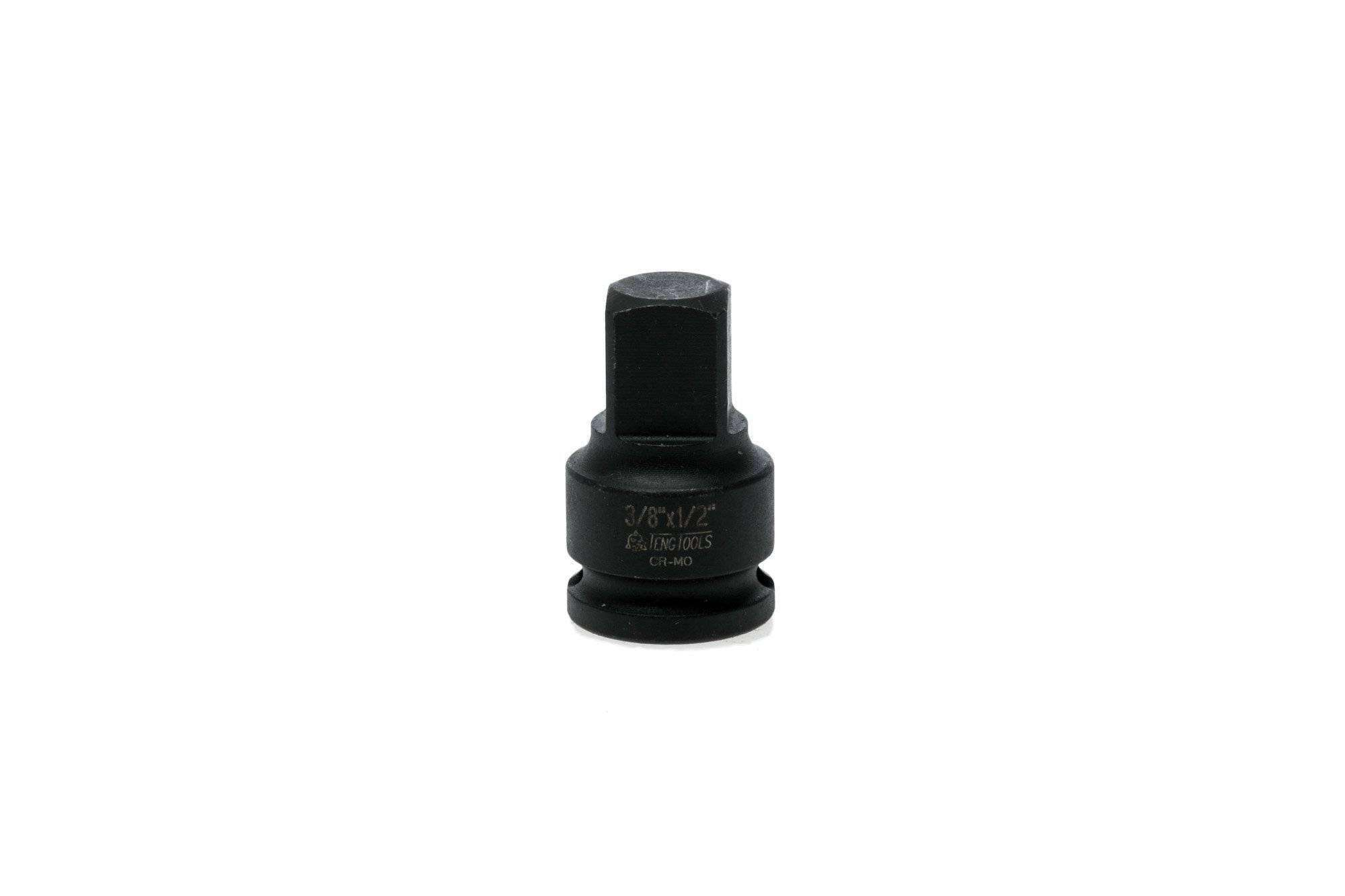 Teng Tools - 3/8 Inch Drive Female to 1/2 Inch Drive Male Adaptor - 980036A-C - Teng Tools USA
