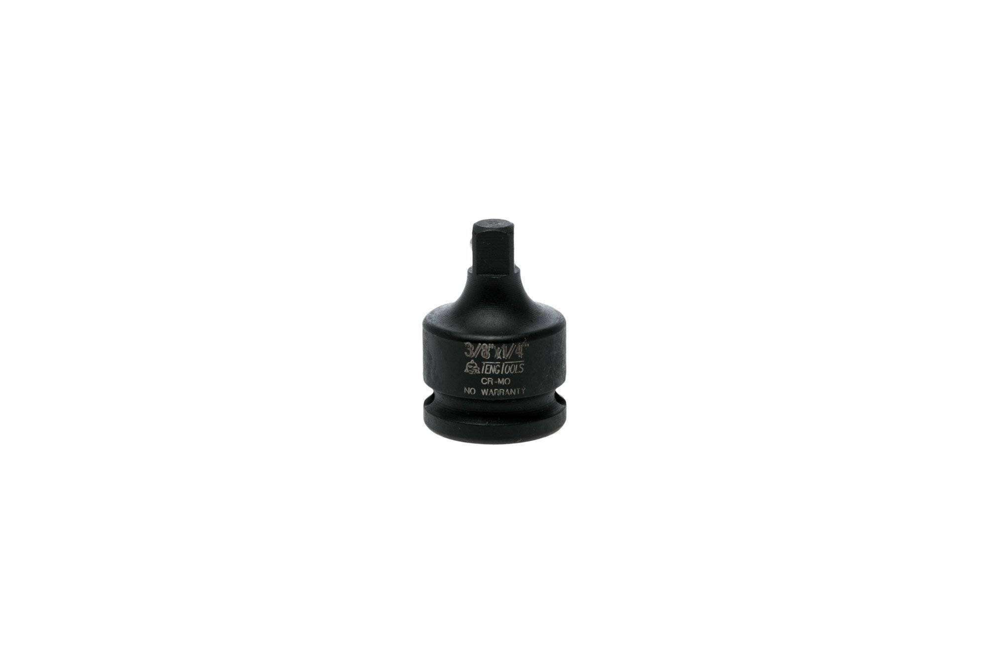Teng Tools - 3/8 Inch Drive Female to 1/4 Inch Drive Male Adaptor - 980035-C - Teng Tools USA
