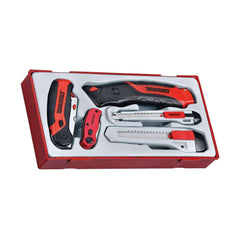 Teng Tools - 40 Piece Knife Set - TEN-O-TTK40 - Teng Tools USA