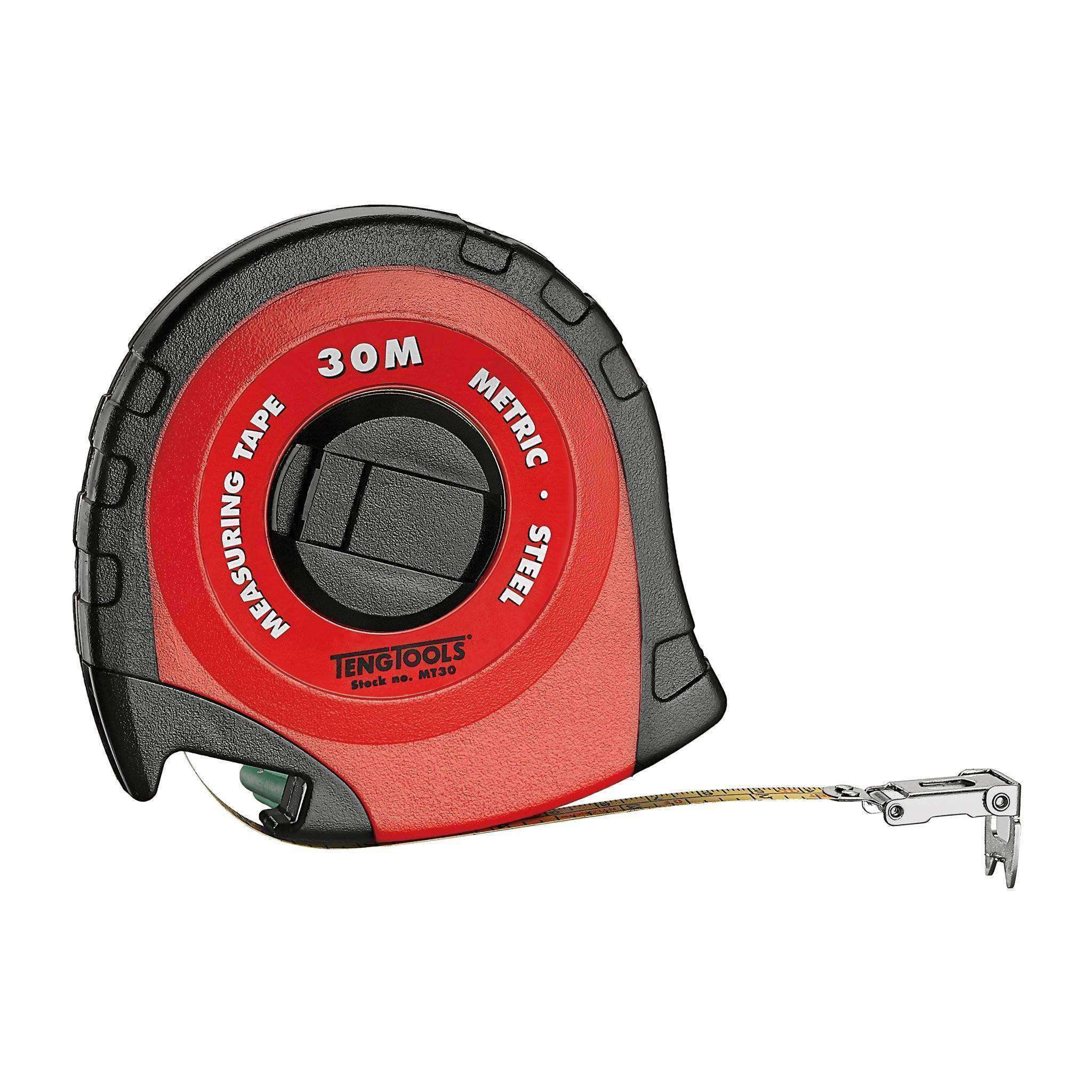 Teng Tools - 30 Metre Metric Measuring Tape - TEN-O-MT30 - Teng Tools USA