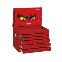 Teng Tools TC805SV - 5 Drawer 8 Series Deep Drawer SV Top Box - Teng Tools USA